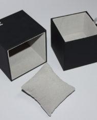 88 Slide drawer watch box in black color for jojo (5)