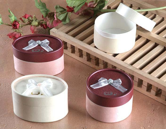 Round tube boxes